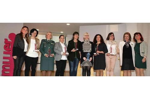 Premio mujeres sin diferencia